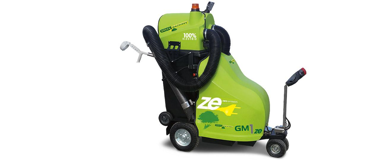 GM1 ze Electric Tow Behind
